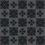 Seamless floral background, pattern Royalty Free Stock Image
