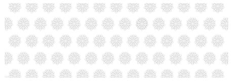 Seamless Floral Background Pattern. Vector illustration. Stock Images