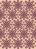 Seamless floral background, repeating elements. Seamless floral background, repetitive elements, bright colors complex Stock Photos