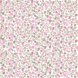 Seamless floral background in  vector Royalty Free Stock Photos