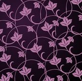 Seamless floral background. Vector illustration Royalty Free Stock Images
