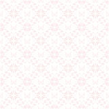 Seamless floral and butterfly pattern Stock Photos