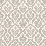 Seamless floral damask background Royalty Free Stock Photo