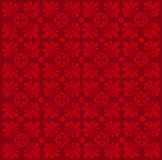 Seamless floral damask pattern Stock Photo