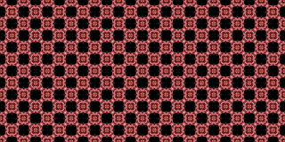 Seamless Floral Ethnic Pattern. Vintage Ornament. Royalty Free Stock Image