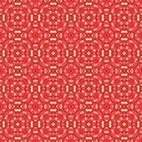 Seamless Floral Ethnic Pattern Royalty Free Stock Photos
