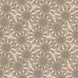 Seamless floral  monochrome pattern Stock Photo