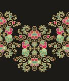 Decorative paper decor Stock Photography