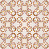Seamless floral patten Stock Photography
