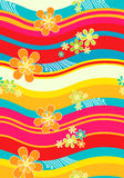 Seamless floral pattern-03 Stock Photography