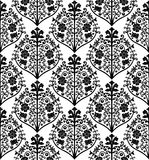 Seamless floral pattern. Royalty Free Stock Image