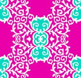 Seamless floral pattern. A seamless floral pattern background Royalty Free Stock Photography