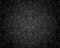 Seamless floral pattern. Vector illustration Stock Photo