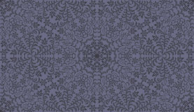 Seamless floral pattern. Abstract seamless pattern. Vector illustration Royalty Free Stock Photo