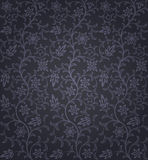 Seamless floral pattern. Vector illustration Royalty Free Stock Images
