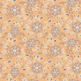 Seamless floral pattern. Vector illustration Stock Image