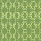 Seamless floral pattern Stock Image