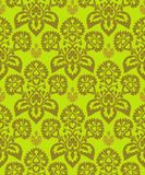 Seamless floral pattern,  Royalty Free Stock Images