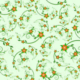 Seamless Floral Pattern. Vector illustration of Seamless Floral Pattern royalty free illustration