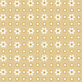 Seamless floral pattern background Stock Images