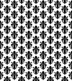 Seamless floral pattern background Royalty Free Stock Photography