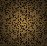 Seamless floral pattern background. Damask luxury royal  style wallpaper. Damask seamless floral pattern. Stock Images