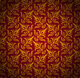 Seamless floral pattern background. Damask luxury royal  style wallpaper Stock Photography