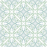 Seamless floral pattern background. Intricate floral motif background for webpage design. Vector Royalty Free Stock Image