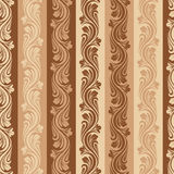 Seamless floral pattern. Stock Photo