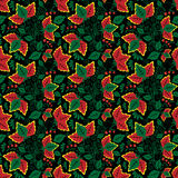 Seamless floral pattern 4 Stock Image