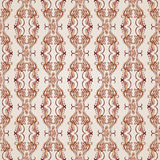Seamless floral pattern. Seamless pattern with florid elements brown and rose pink shades Royalty Free Stock Photo