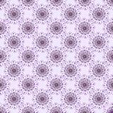 Seamless floral pattern Stock Photos