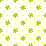 Seamless floral pattern,  illustration. Seamless pattern with flower,  illustration Stock Photo