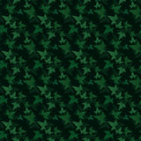 Seamless floral pattern. Ivy elements background Stock Photography