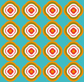 Seamless floral pattern. Royalty Free Stock Images