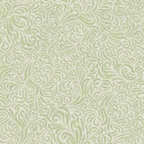 Seamless floral pattern on recycled paper texture Stock Photo