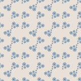 Seamless floral pattern. Small flowers on a light background. Stock Images