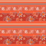 Seamless floral pattern texture abstract background Royalty Free Stock Images