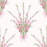 Seamless floral pattern texture background texture Stock Images