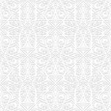 Seamless floral pattern in traditional style Stock Photo