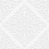 Seamless floral pattern in traditional style Royalty Free Stock Photos