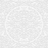 Seamless floral pattern in traditional style Stock Photos