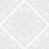 Seamless floral pattern in traditional style Stock Images