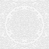 Seamless floral pattern in traditional style Royalty Free Stock Image