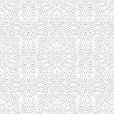 Seamless floral pattern in traditional style Stock Image