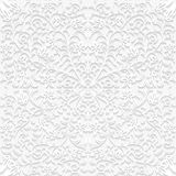 Seamless floral pattern in traditional style Royalty Free Stock Images