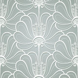 Seamless Floral Pattern (Vector) Stock Photos