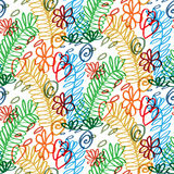 Seamless floral pattern. Vector illustration. Seamless floral pattern,backgrounds, flower. Vector illustration Royalty Free Stock Images