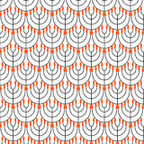 Seamless floral pattern. Vector illustration. Seamless floral pattern,backgrounds, flower. Vector illustration Stock Images