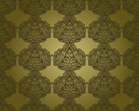 Seamless floral pattern, vintage Royalty Free Stock Photos